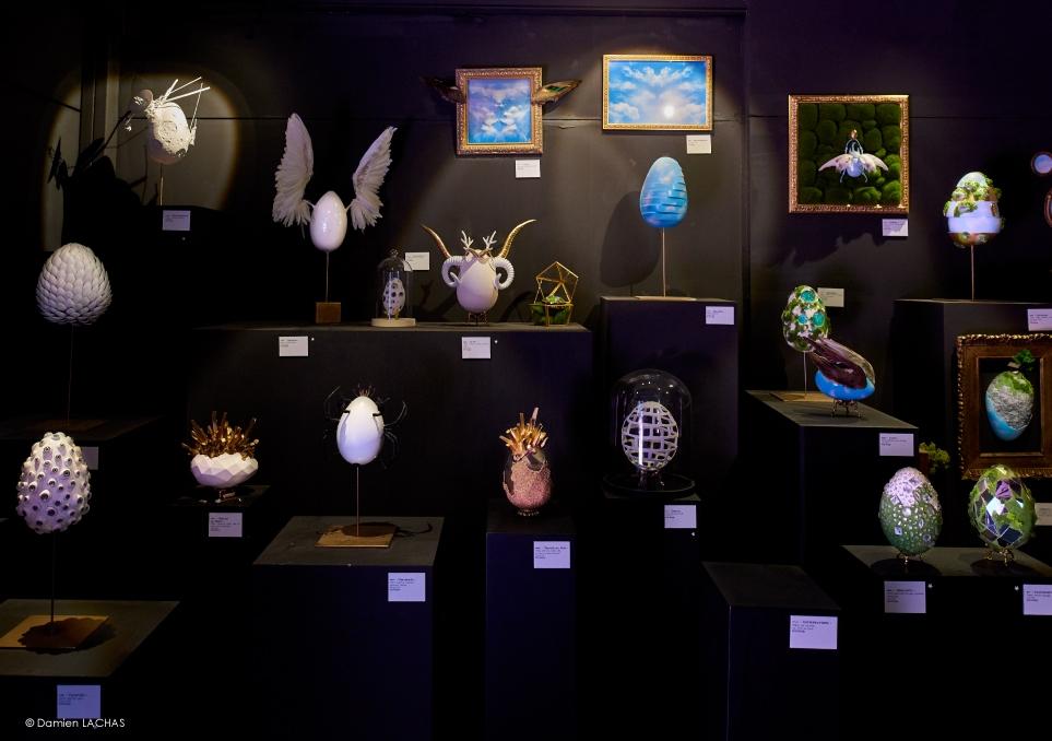 Cabinet de Curiosité(s) par KatArzis • exposition TERMINAL